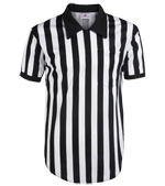DISCONTINUED Adult Football Officials' Warp-Knit Polyester Jersey (no pocket)-Teamwork Athletic-1121
