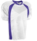 DISCONTINUED Youth  Pro-Fit Steelmesh Football Jersey - Teamwork Athletic - 1313
