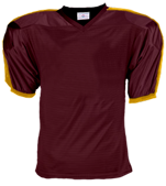 DISCONTINUED Youth Blitz Steelmesh Football Jersey - Teamwork Athletic - 1360