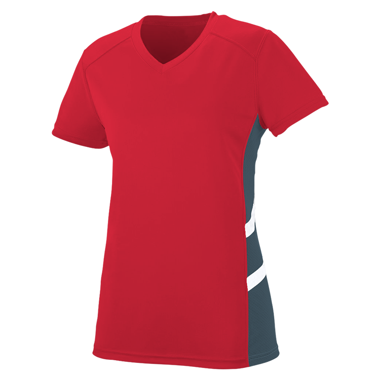 Ladies 3 Color Jersey