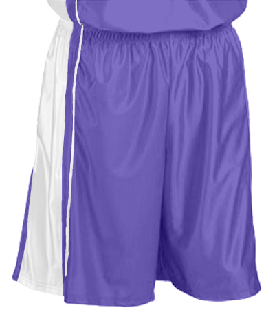 DISCONTINUED Adult Dazzle Basketball Shorts - 11
