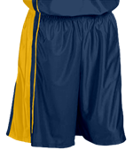 DISCONTINUED Adult Dazzle Basketball Shorts - 9