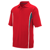 Adult 2 Color Polo Sport Shirt
