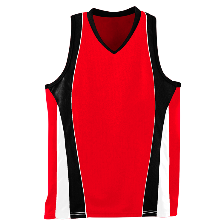 DISCONTINUED Girls Wicking Mesh Basketball Jersey - 514