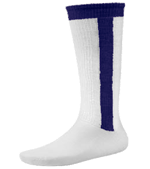 DISCONTINUED Teamwork Athletic Junior All-In-One Combo Baseball Sock 5205