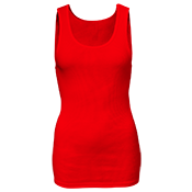 DISCONTINUED Junior Rib Tank Top  - 5527