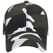 DISCONTINUED DISCONTINUED Camoflauge Hat Otto Cap 78-788