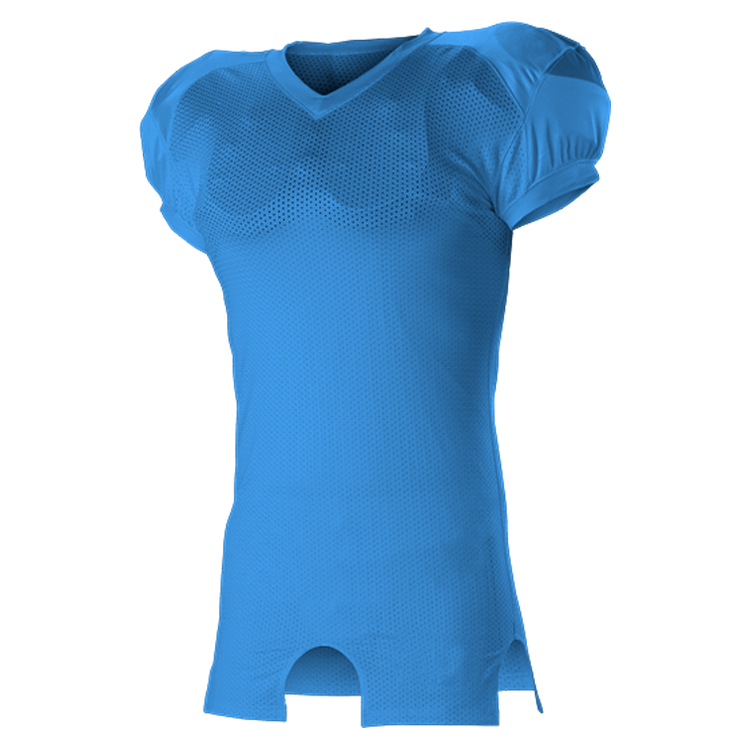Youth Solid Color Football Jersey