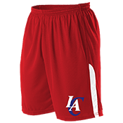 Los Angeles Clippers Youth Basketball Shorts - A205LY-CLIPPERS
