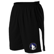 Minnesota Timberwolves Youth Basketball Shorts - A205LY-WOLVES