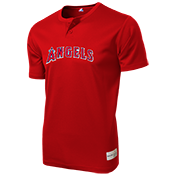 Angels Youth 2-Button MLB Jersey - MLB181