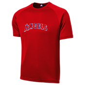 DISCONTINUED Angels Adult MLB Replica T-Shirt - 5300