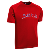 DISCONTINUED Youth Angels MLB Replica T-Shirt - 5301