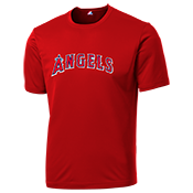 DISCONTINUED Angels Adult MLB Replica Jersey  - MA1260