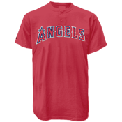 Angels MLB 2 Button Jersey  - MA0180