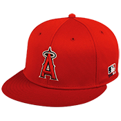 Angels Flatbill Baseball Hat OCMLB400
