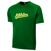 Athletics Adult MLB Replica T-Shirt - 5300