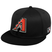 Diamondbacks Flatbill Baseball Hat OCMLB400