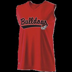 ladies georgia bulldogs jersey