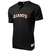 Giants Youth 2-Button MLB Jersey - MLB181