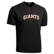 Giants Youth Wicking MLB Replica Jersey - M1261