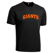 Giants Youth Wicking MLB Replica Jersey - MAGY23