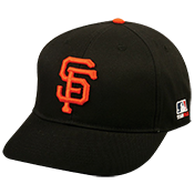 San Francisco Giants- Official MLB Hat for Little Kids Leagues