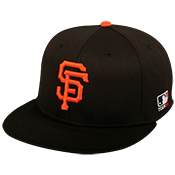 Giants Flatbill Baseball Hat OCMLB400