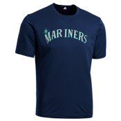 Mariners Youth Wicking MLB Replica Jersey - MAGY23