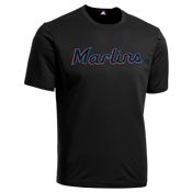 Marlins Youth Wicking MLB Replica Jersey - MAGY23
