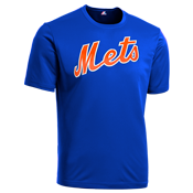 Mets Youth Wicking MLB Replica Jersey - MAGY23