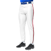 Elastic Bottom Baseball Pants