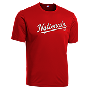 Nationals Youth Wicking MLB Replica Jersey - M1261