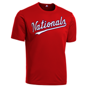 Nationals Youth Wicking MLB Replica Jersey - MAGY23