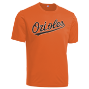 Orioles Youth Wicking MLB Replica Jersey - MAGY23