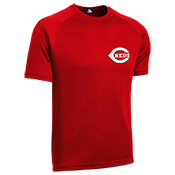 Youth Reds MLB Replica T-Shirt - 5301