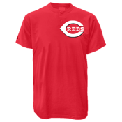 Reds MLB 2 Button Jersey  - MA0180