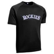Youth Rockies MLB Replica T-Shirt - 5301