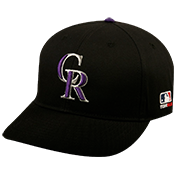 Colorado Rockies - Official MLB Hat for Little Kids Leagues