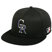 Rockies Flatbill Baseball Hat