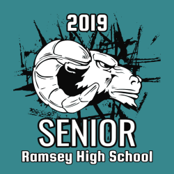 2019 Ramsey High School Senior