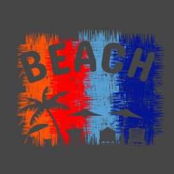 Family Beach Vacation T-Shirt Design - 192