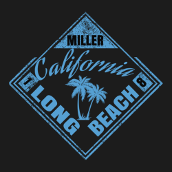 Family  Vacation Long Beach T-Shirt Design - 202