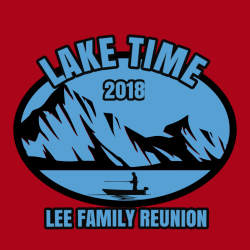 Family Reunion Lake1