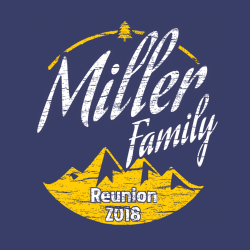 Family Vacation T-Shirt Design - 2259