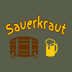 German Sauerkraut T Shirts1
