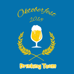 Oktoberfest Drinking Team T Shirts11