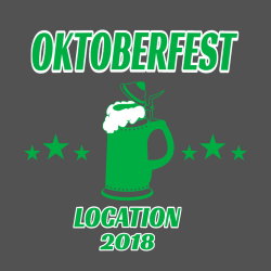 Oktoberfest Location T Shirts1