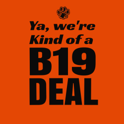 B19 Deal - Senior Class Pride T-shirts