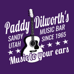 paddy music bar sandy utah since 1965 dilworth's music to your ears.   bar & restaurants t s
